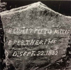 Rev Littleton Meeks