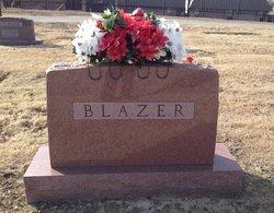 Mrs Anna Frances <i>Bailey</i> Blazer