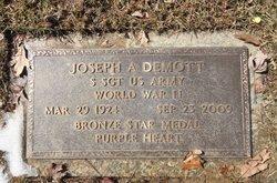 Joseph A. DeMott