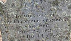 Ebenezer Standish