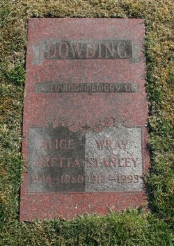 Wray Stanley Dowding