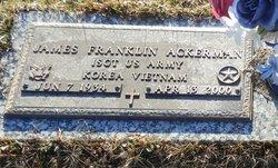 James Franklin Ackerman
