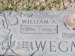 William A. Wegmann