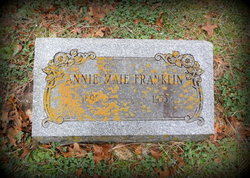 Annie Mae <i>Phillips</i> Franklin