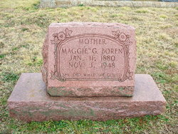 Maggie G. <i>Perry</i> Boren