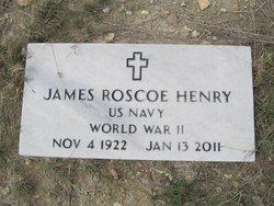 James Roscoe Rocky Henry