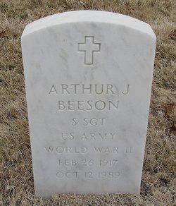 Arthur J Beeson