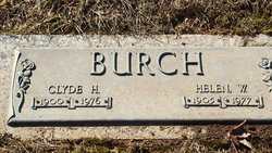 Clyde Hassel Burch