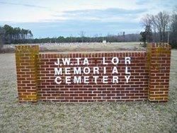 John W. Taylor Cemetery