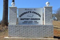 Conways Chapel Baptist Church Cemetery