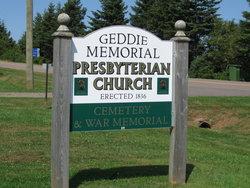 Geddie Memorial Cemetery
