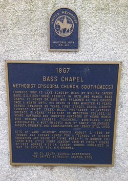 Bass United Methodist Heritage Church Cemetery