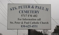 Saints Peter and Paul II Cemetery
