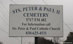 Saints Peter and Paul II Cemetery