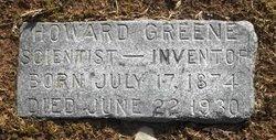Howard Greene