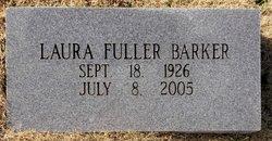 Laura <i>Fant</i> Barker