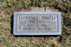 Florence Mae <i>Ringle</i> Brooks