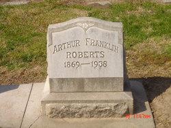 Arthur Franklin Roberts