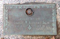 Charles Wesley Alsbrooks, Sr