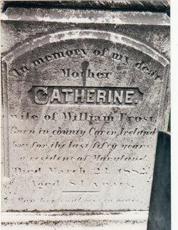 Catherine Frost