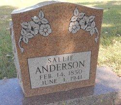 Sallie Anderson