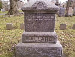 James Edwin Ballard