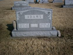 Frank W Adams