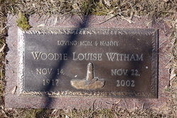 Woodie Louise <i>Quigley</i> Witham