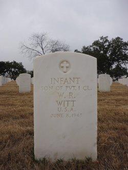 Infant Son Witt