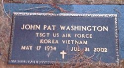 John Pat Washington