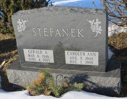 Carolyn Ann <i>Harmon</i> Stefanek