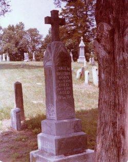 Grace Mary <i>Burgett</i> Valleroy
