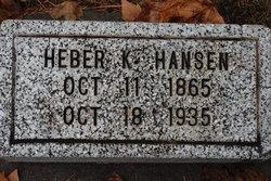 Heber Kimball Hansen