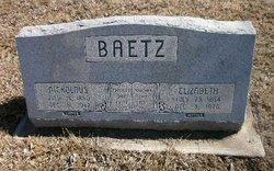 Elizabeth <i>Franz</i> Baetz