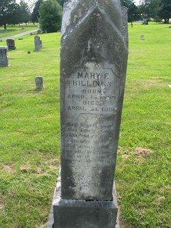 Mary E. <i>Thompson</i> Billings