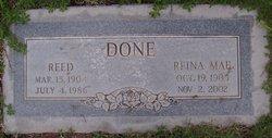 Reina Mae <i>King</i> Done