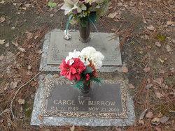 Carolyn <i>Watkins</i> Burrow