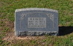 Will H. Hazen