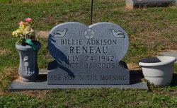 Billie <i>Adkison</i> Reneau