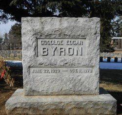 Goodloe Edgar Byron