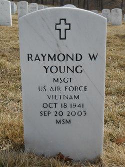 Raymond W Young