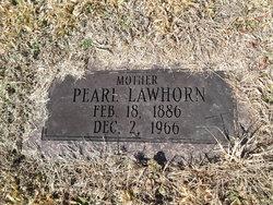 Pearl <i>Lawhorn</i> Wirt