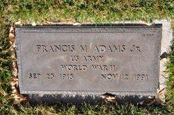 Francis M. Adams, Jr