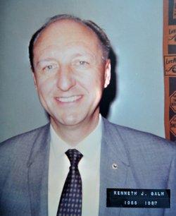 Kenneth John Galm