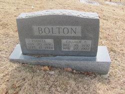 Charles Ellis Charlie Bolton