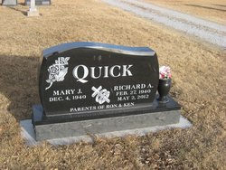 Richard Alfred Quick