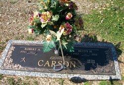 Betty Jean <i>Herring</i> Carson