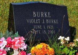 Violet J. Burke