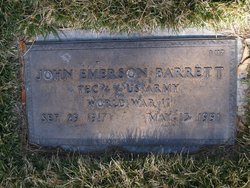 John Emerson Barrett