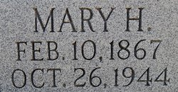 Mary Helen <i>Dixon</i> Blades